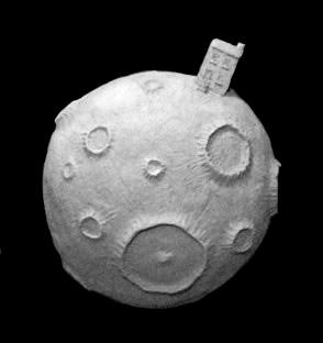 Ceramic Moon