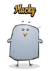 Plucky